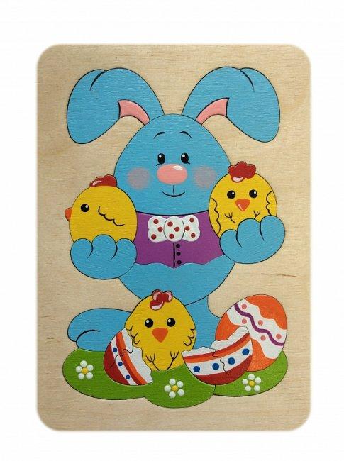 Кролик (21х15 см 16 дет.)