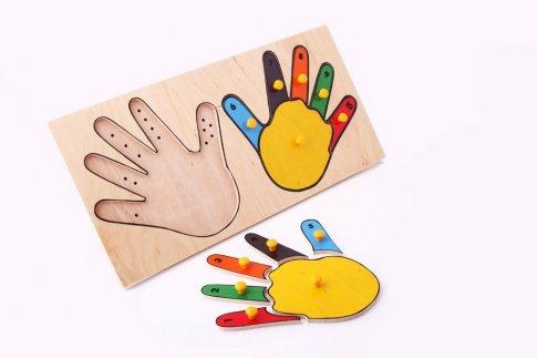 Руки (40х20 см)