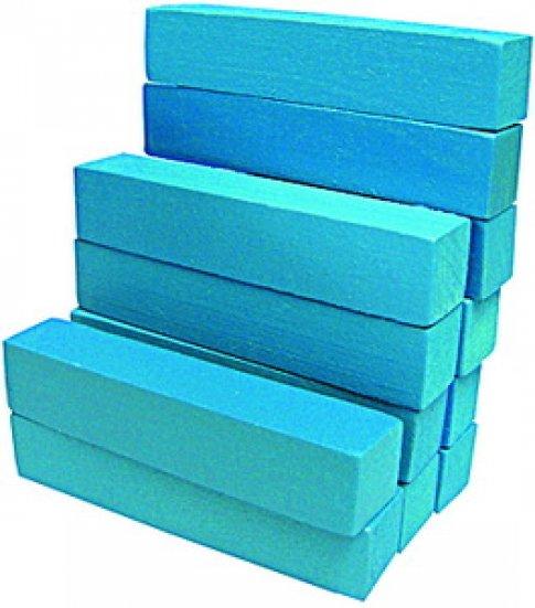 Счетные палочки 12 шт. синие