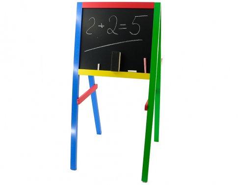 Школьная доска напольная (43x92 см)
