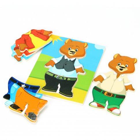 Медвеженок Миша (12x4x14 см)