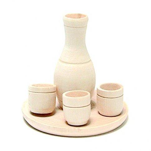 Молочный набор (13х15 см)