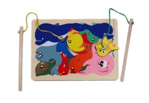 Рыбалка (11 дет. 29,7x21x1 см)